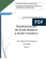 ácido fumarico