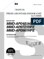 S-MMS air system service manual
