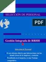 Proceso de detección de personal