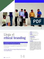 Llega El Ethical Branding 01-10-2007