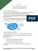 ARQUITECTURA DE LOS CENTROS DE CONMUTACIÓN Y SEÑALIZACIÓN EN REDES DE TELECOMUNICACIÓN
