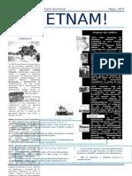Vietnam - periodico ficticio