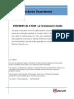 Deck Guide Decks