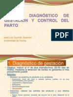 Diagnostico de Gestacion y Control Del Parto