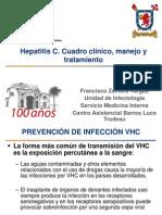 Manejo Clinico Hepatitis C . 02.07.2015