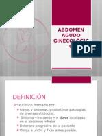 Abdomen Agudo Ginecologico (1)