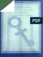 Violencia Contra Las Mujeres Privadas de La Libertad