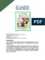 Sandra Marton - El Ladrón.doc