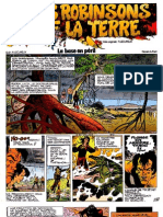 Les Robinsons De La Terre 16 - La Base En Péril