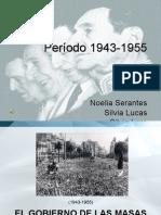 Período 1943-1955