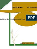 Perfil Canal Cahuacucho Final