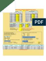 Diseño de mezclas  (SIMPLIFICADO 2005).xls