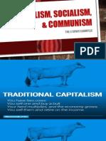 raft - capitalism socialism communism