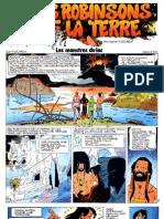 Les Robinsons de La Terre 17 - Les Monstres Du Lac