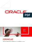 Oracle Backup Recovery Plan