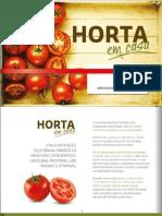 Cartilha - Horta Em Casa