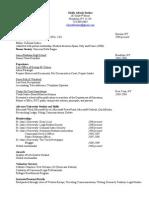 Jobswire.com Resume of alyeahsankar