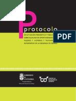 Protocolo Cantabria