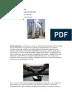 Exposicion de refinacion de petroleo