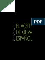 Forum Aceite Oliva