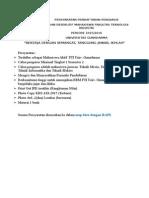Persyaratan Dan Formulir Pendaftaran BEM Periode 2015-2016