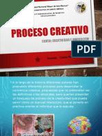 PPTS Proceso Creativo UNMSM