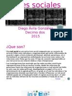 Redes Sociales Diego Avila