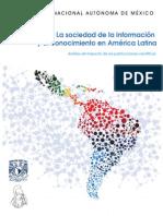 La sociedad de la información en América Latina