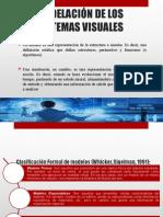 Modelacion de los sistemas visuales