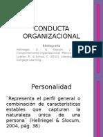Conducta Organizacional (1)