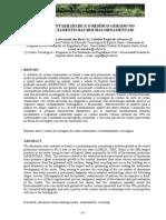 Artigo Científico - A Sutentabilidade e o Resíduo Gerado No Beneficiamento Das Rochas Ornamentais