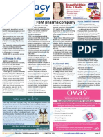 Pharmacy Daily for Thu 26 Nov 2015 - First FBM pharma company, No vax excuses left, Harper review flaws, Travel Specials and much more
