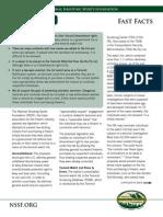 Terrorist Watchlist Fact Sheet