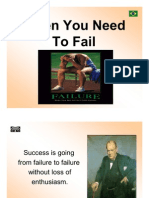 Task 0000 - Presentation - When You Need to Fail