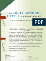 DISEÑO DE PAVIMENTO FLEXIBLE – METODO AASHTO.pptx