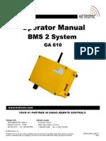 Hetronic Bms-2 (Gb)