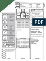 Baltazar-D&D 5th edition character