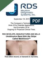 Rhythm Diagnostics Systems
