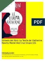 La Teoria de Katherine