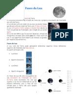 Movimento e Fases Da Lua