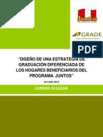 graduacion de programas sociales