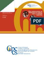 Guia Especializada de Rendición de Cuentas Para La Función Ejecutiva
