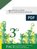 Cuaderno de Actividades Para El Alumno - Educación Primaria -PACE