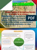 Tema Expo-estratigrafia Pliegues y Fallas