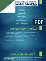 Presentacion Limites y Continuidad