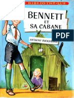Bennett Et Sa Cabane (IB) 1951 - Anthony Buckeridge