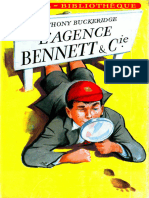 Agence Bennett & Cie (IB) 1951, L' - Anthony Buckeridge