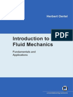 Introduction To Fluid Mechanics - Herbert Oertel