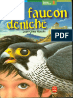 Le Faucon Deniche - Jean-Come Nogues