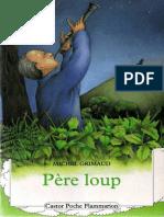 Pere Loup - Grimaud,Michel